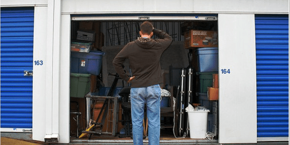Perguntas Frequentes sobre o self storage da Self Box